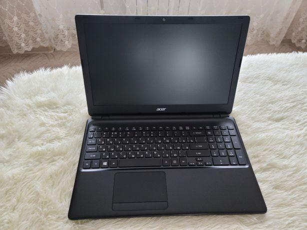 Игровой ноутбук Acer Aspire E1-572G Intel i3 4 ядра 8gb ОЗУ SSD win 10
