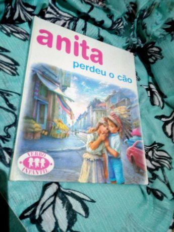 Anita perdeu o cão 1990 da verbo infantil