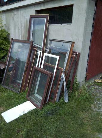 Stare okna,  szyby, szklarnia