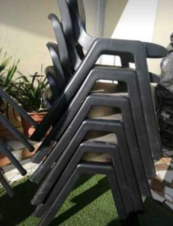 Cadeiras exteriores