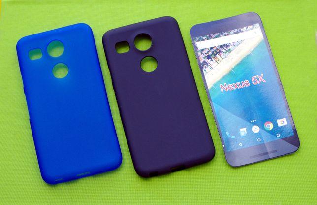 Чехол LG Google Nexus 5x силиконовый H790 H791 бампер стекло защитное