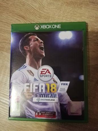Fifa 2018 x box one