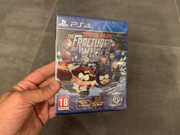 Nowy South Park The Fractured but Whole PL Ps4