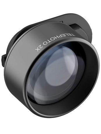 Lente Olloclip Connect X telephoto Zoom Óptico 2x NOVO