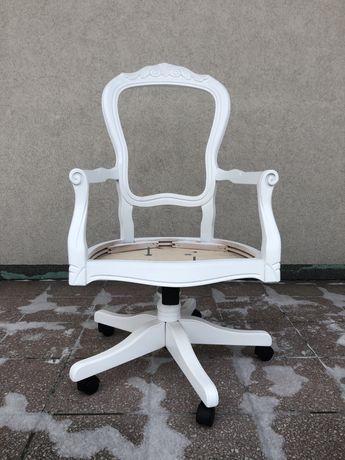 Fotel biurowy ludwik rzezba