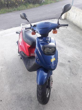 PGO BM 5cc scooter
