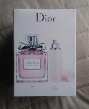 Miss Dior Blooming Bouquet (75 ml + travel spray 10 ml) ОРИГИНАЛ