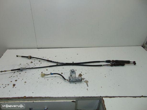 Bedford rascal canhão de iginição e cabos da caixa