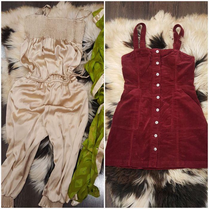 Ubrania w rozmiarze M/L spodnie, sukienki, koszule, bluzki Ruda Śląska - image 1
