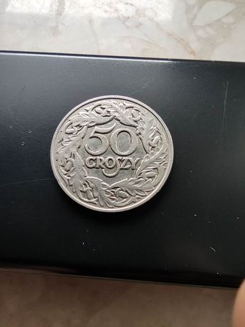 Moneta 50 groszy