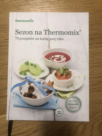 sezon na thermomix ksiażka kucharska