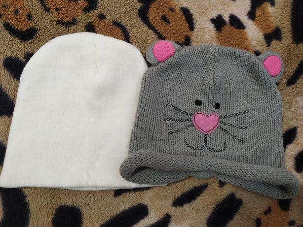 Пакетом весенние шапочки 5-8 лет