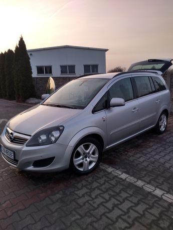Opel Zafira 2010 r 1.7 CDTI eco / 125 km Navigation 7 osób