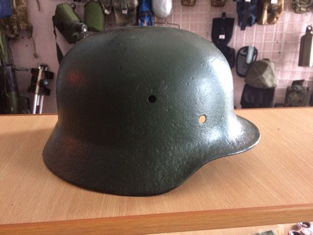 Шолом М35 вермахт/сс