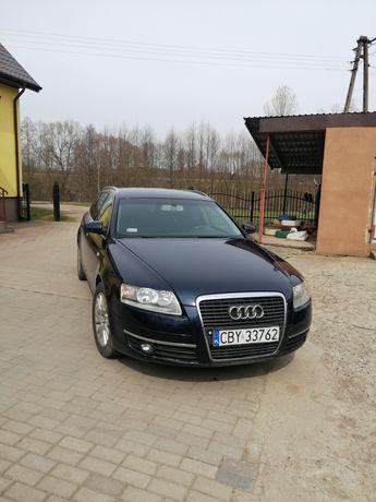 Audi a6 c6 2.4v6