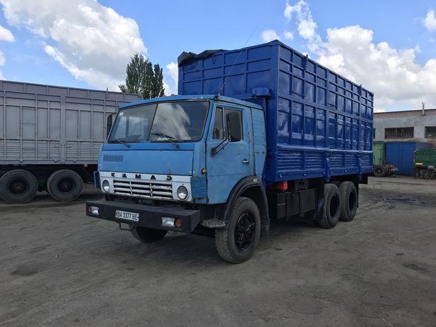 Камаз 53212 зерновоз бортовой контейнеровоз платформа