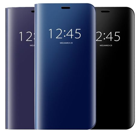 Чехол книжка Samsung galaxy s9,Plus,s8,s10,s10e,Note 8,9 clear cover