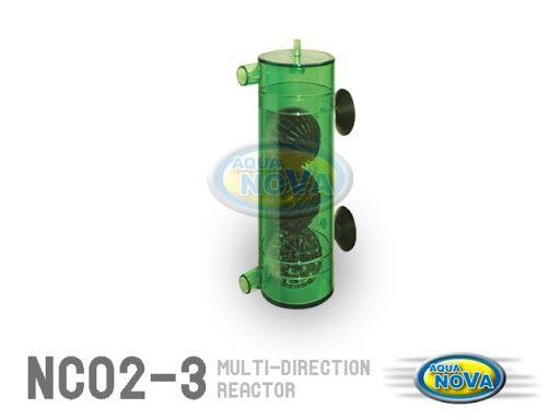 Aqua Nova Nco2-3 Multireaktor 14cm CO2 z biobalami
