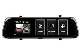 Зеркало L1023 Регистратор видеорегистратор G-сенсор удара, 30 кад/сек