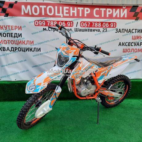 Мотоцикл GEON TERRAX 250 - Офіційний, Гарантія, Сервіс