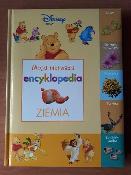 Moja pierwsza encyklopedia Ziemia Disney uczy Egmont