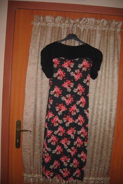Sukienka w kwiaty rozm. 36-38