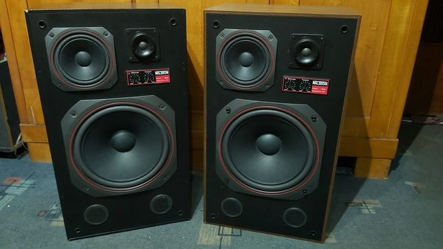 Tonsil Mildton 110 kolumny głośniki stereo