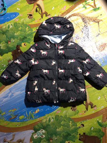 Куртка теплая Old navy 1,5-2 года