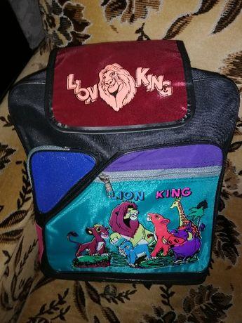 Рюкзак детский школьный.