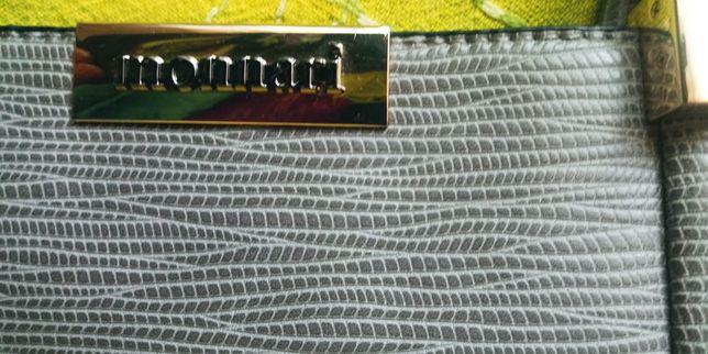 Torba torebka shoper Monarri szara