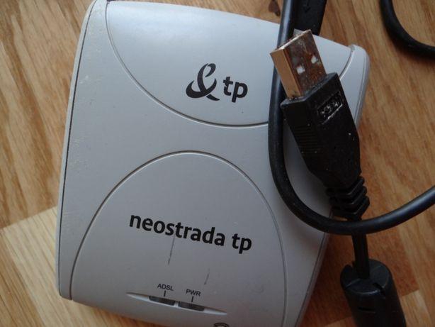 Sagem Fast 800 neostrada zestaw instelacyjny.