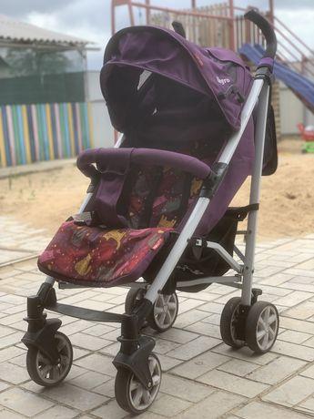 Прогулочная коляска трость Carrello Allegro+ в подарок сумка)