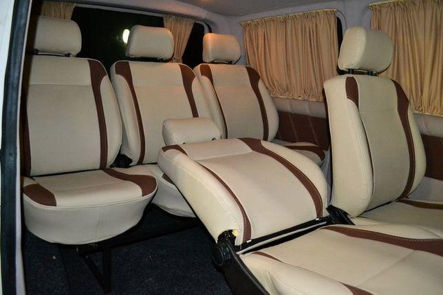 Переоборудование салона авто, обшивка перетяжка сидений потолка карт