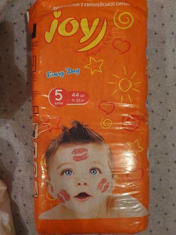 Памперсы Joy 5 размер