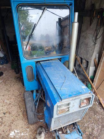 Traktorek sadowniczy Nibbi silnik Lombardini