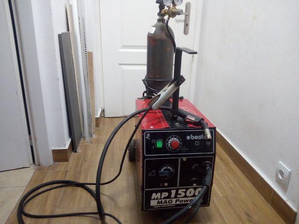 Migomat BESTER 1500 MAG Power