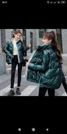 Куртка модна зима