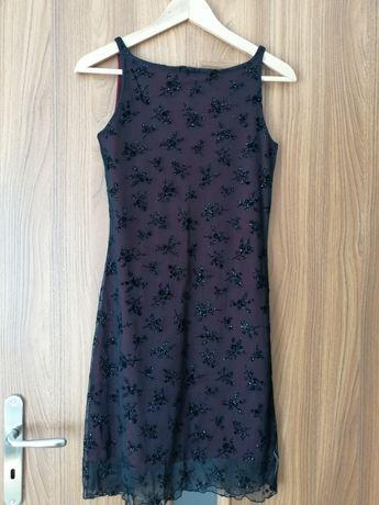 Dwuwarstwowa sukienka