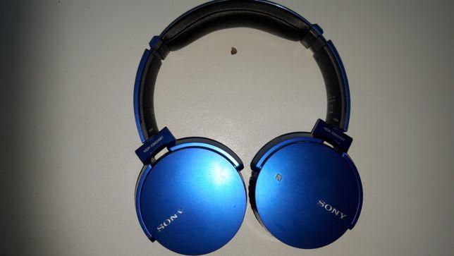 SONY bezprzewodowe słuchawki