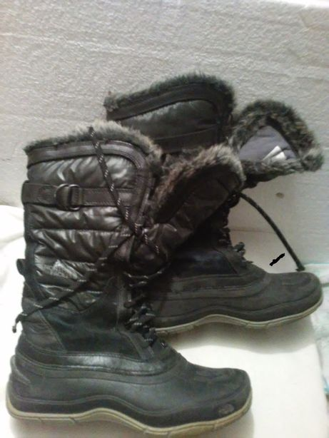 buty zimowe/śniegowce The North Face roz.38/39