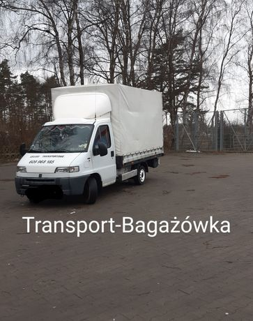 Przewóz Bagażu Transpor-Bagażówka- Przewóz rowerów-wywóz starych mebli