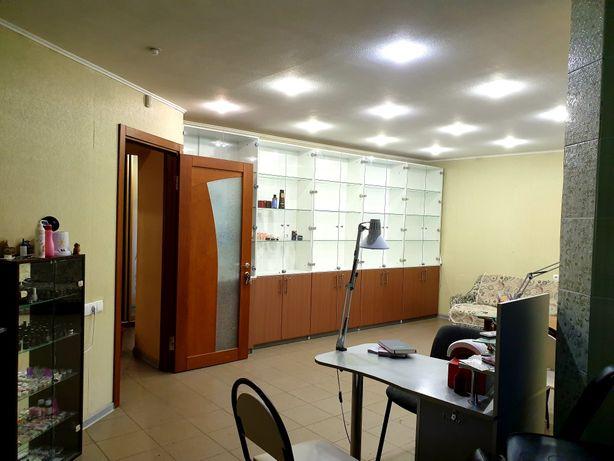 Продам с мебелью помещение , 1 этаж 3 комн,67 м кв