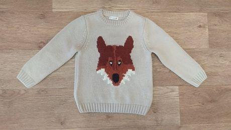 Кофта, свитер на мальчика 4-5 лет