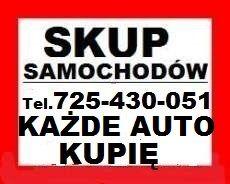 Nr1 SKUP AUT Osobowe Dostawcze Terenowe KAŻDE AuTo SKUP NR1 Małopolska