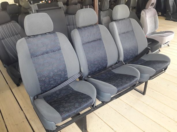 Диван до Vito Trafic T5 Vivaro T4 Sprinter сідушки сидения сидаки