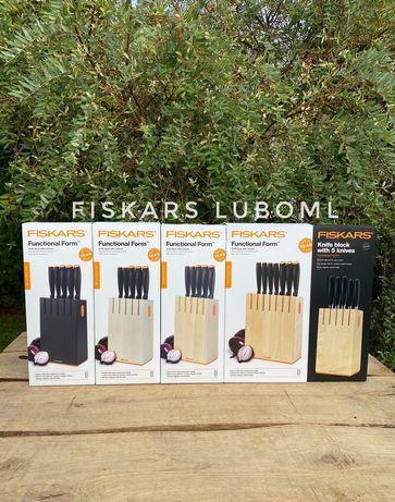 АКЦІЯ Набор ножей Fiskars Functional Form (Functional Form+)