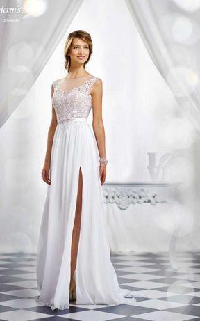 SUKNIA ŚLUBNA Herm's Bridal 32/34