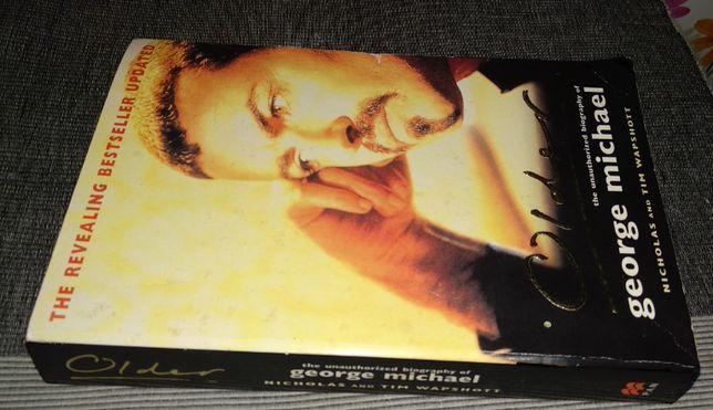 английский книга Джордж Майкл Unauthorized Biography of George Michael