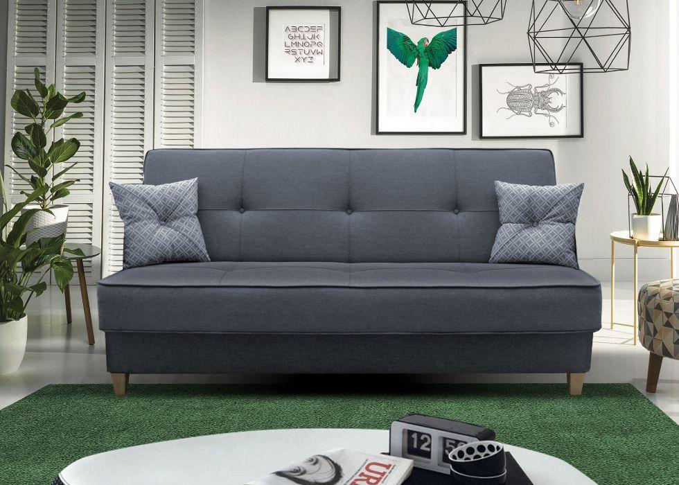 NOWA wersalka sofa kanapa rozkładana łóżko - PROMOCJA ! od Producenta Kołobrzeg - image 1
