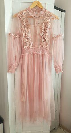 Sukienka tiulowa S/M